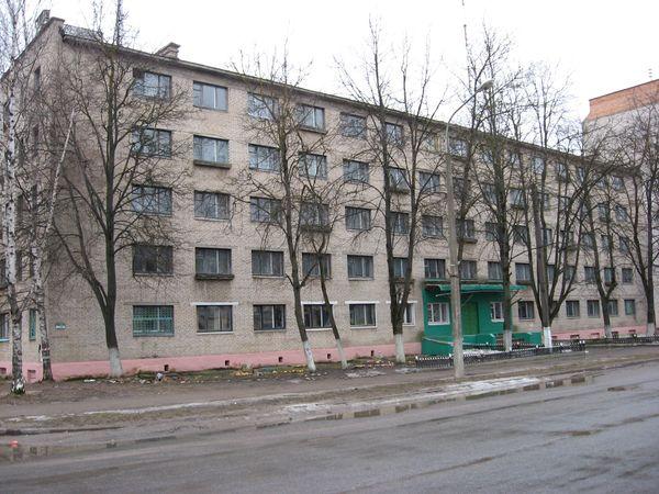 Общежитие №2